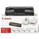 Canon 1557A002BA ( FX-3 FX3 ) Toner Noir Original